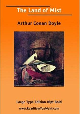 The Land of Mist (Professor Challenger #3) by Arthur Conan Doyle