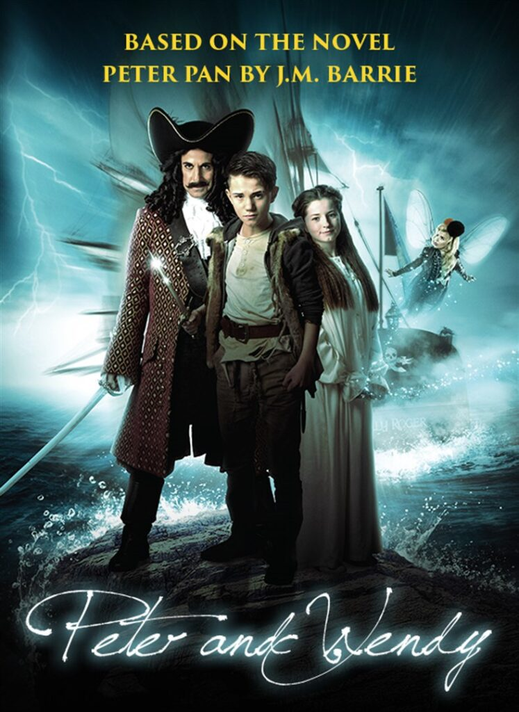 Peter and Wendy by James Mathew Barrie pdf free Download
