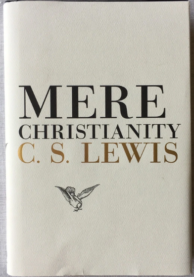 Mere Christianity by C.S. Lewis pdf free Download book cover