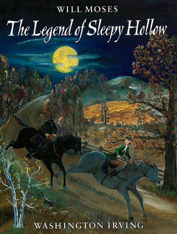 The Legend of Sleepy Hollow pdf free download by Washington Irving