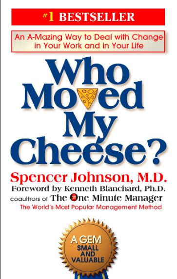 Who Moved My Cheese,who moved my cheese video
