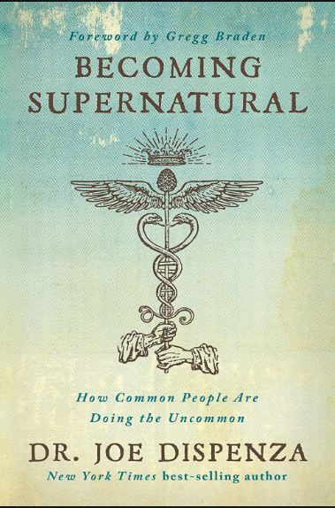 Becoming Supernatural,Becoming Supernatural summary