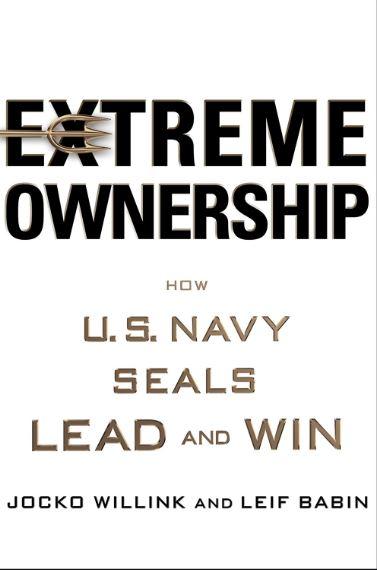 Extreme Ownership,Extreme Ownership TED Talk