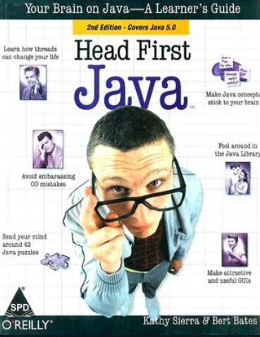 Head First Java,Head First Java book