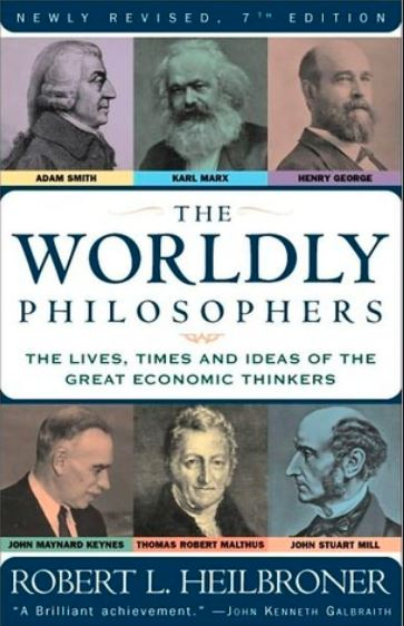 The Worldly Philosophers,the worldly philosophers summary