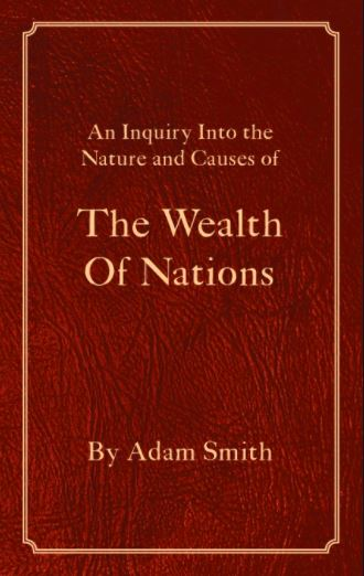 The Wealth of Nations, The Wealth of Nations summary
