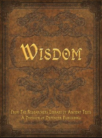 The Book of Wisdom, 7 wisdom books of the bible