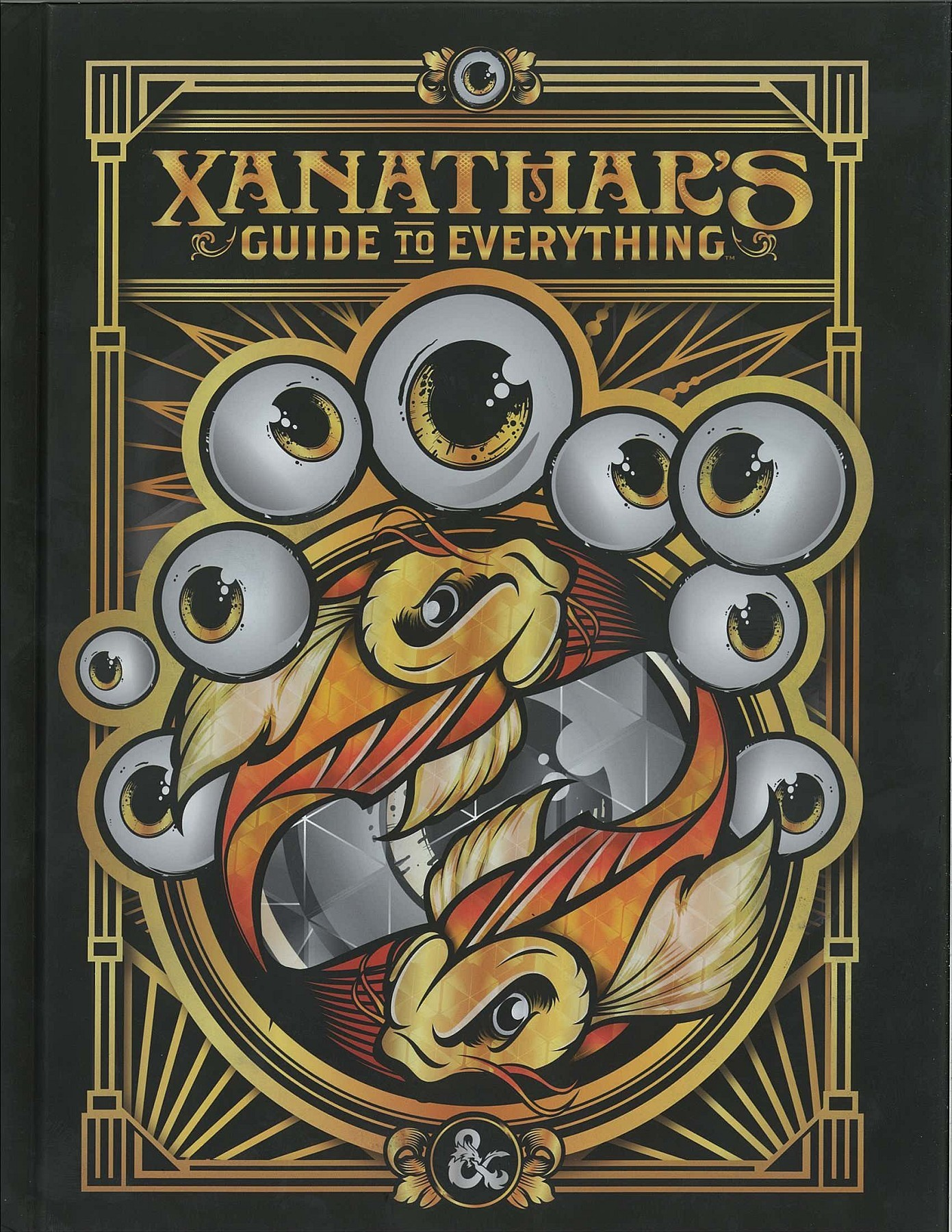 Xanathar's Guide to Everything pdf free download