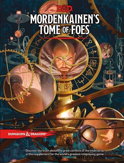 Mordenkainen's Tome of Foes pdf download