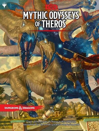 Mythic Odyssey of Theros pdf free download - freebooksmania
