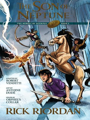 The Son of Neptune pdf download free by Rick Riordan