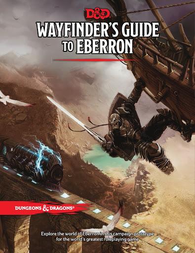 Wayfinder's Guide to Eberron pdf free download Complete - freebooksmania