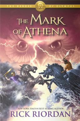The Mark of Athena pdf free download by Rick Riordan