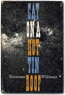 Cat on a Hot Tin Roof pdf free download by Tennessee Williams