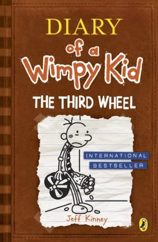 Diary of a Wimpy Kid The Third Wheel pdf free download by Jeff Kinney