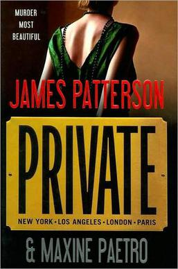 Private pdf free download by James Patterson and Maxine Paetro
