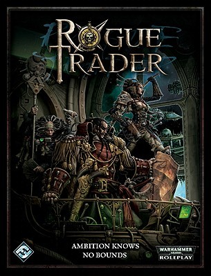 Rogue Trader Core Rulebook pdf free download by Owen Barnes