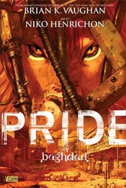 Pride of Baghdad pdf free download by Brian K. Vaughan