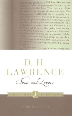 Sons and Lovers pdf free download by D. H. Lawrence